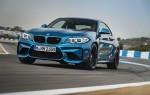 Компания BMW оснастило модель M2 Coupe 370-сильным мотором