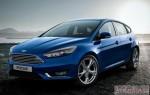 Официальный дебют хэтча Ford Focus 2015 модельного года