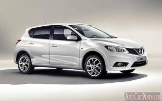 Новая модель Tiida II от Nissan для рынка России