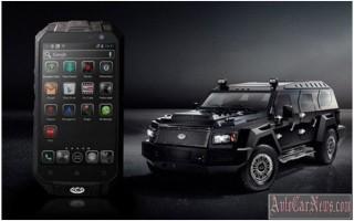Защищенный смартфон Conquest Knight XV обзор