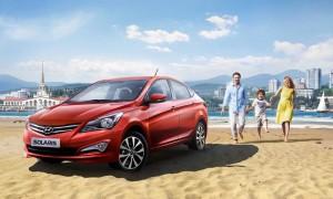 Объявлена цена Hyundai Solaris 2015 мод. года для России