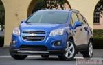 Модель кроссовера Chevrolet Tracker 2014-2015 обзор
