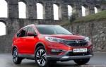 Новая модель 2015 Honda CR-V: первый тест-драйв и впечатления