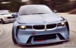 Компания BMW празднует 50-летие модели 2002 Turbo