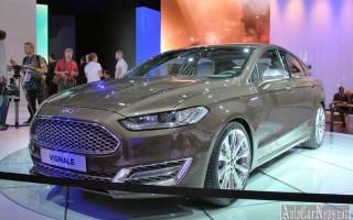 Новый Форд Мондео 2015 в роскошном исполнении Vignale