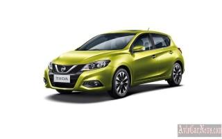 Обновленная версия хэтчбека Nissan Tiida представлена в Пекине