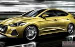 Компания Hyundai представила заряженный Elantra Sport 2016