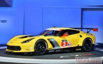 Уникальный гоночный Corvette C7.R 2014 от компании Chevrolet
