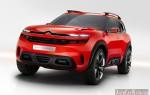 Новая модель кроссовера Aircross от Citroen – шаг в будущее
