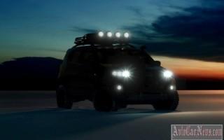 Новую модель Niva Chevrolet – похоронил кризис на авторынке