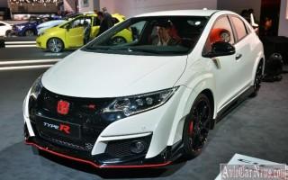К выходу на рынок Honda готовит хот-хэтч Civic Type R 2015