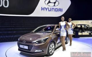 Обновленный компактвэн 2015 Hyundai ix20