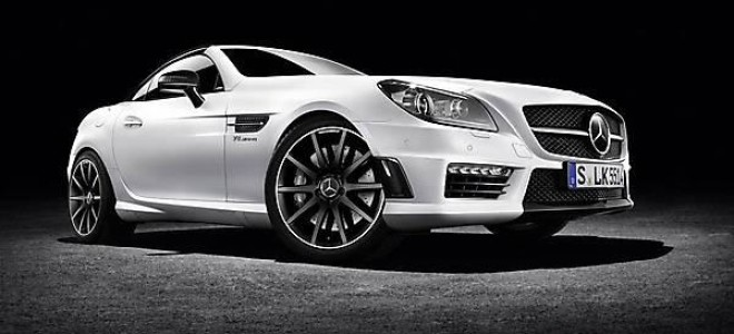 Спецверсия кабриолета Mercedes-Benz LOOK Edition 2014