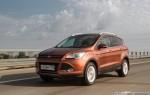 У дилеров Форд стартовал прием заказов на новый кроссовер Ford Kuga 2015