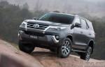Обзор нового внедорожника Toyota Fortuner 2015 – 2016