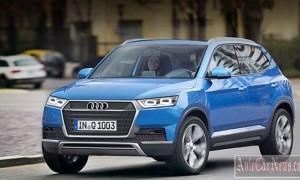 Новые подробности о субкомпактном кроссовере Q1 от Audi