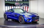 Престижный автосалон в Дубае показал эксклюзивный Mercedes-AMG GT S