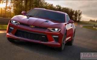 В Детройте представили VI-поколение Chevrolet Camaro