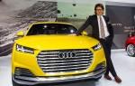 На радость клиентов кроссовер Audi TT будет серийным
