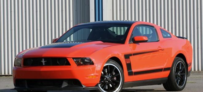 Классическая модель Ford Mustang Boss 302 – новый взгляд