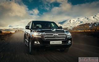 Стартовали продажи новой модели Toyota Land Cruiser 200
