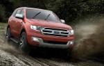 Официально представлена новая модель внедорожника 2015 Ford Everest