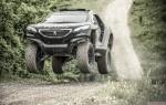 Компания Peugeot полностью рассекретила внедорожник 2008 DKR