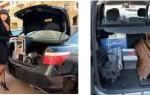 Как лучше всего перевозить багаж в автомобиле?