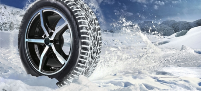 Можно ли зимние шины ставить на одну только ось?