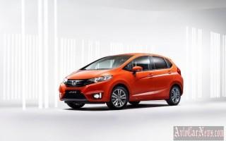 Хонда представила новую модель Jazz (Fit) в III-поколении