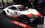 Новая трековая модель болида Porsche RSR на базе 911