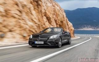 Ателье AMG снизило мощность Mercedes-AMG SLC 43