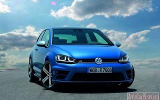 Обновленная модель Volkswagen Golf — цена объявлена