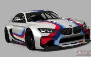 Спорткар BMW Vision GT 2014 для Gran Turismo VI (видео)