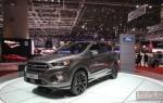 Ford представил обновленную модель кроссовера Kuga