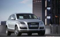 Большой кроссовер Q7 от Audi обзор