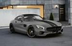 Спорткар Mercedes-AMG GT 2015 получил 600-сильный движок