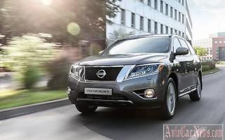 Четвертое поколение Nissan Pathfinder 2015 представлено в России