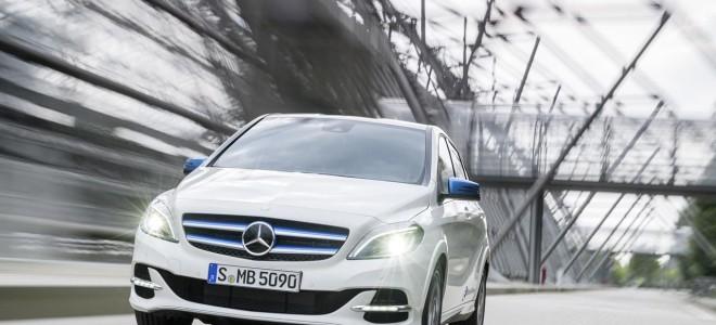 Практичный хэтч B-Class 2015 мод. года от Mercedes-Benz