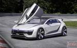 Мощная модель Golf GTE Sport 2016 от Volkswagen