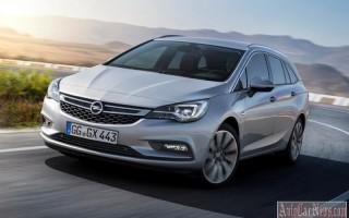 Универсал Astra Sport Tourer от компании Opel