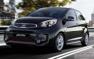 Корейцы рассекретили экстерьер новейшей версии Kia Picanto
