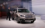 Нью-Йорк 2014 – new crossover Subaru Outback 2015