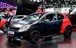 Компания Peugeot рассекретила обновленную модель хэтча 208 2016