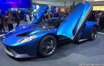 Компания Ford снова займется выпуском суперкаров GT