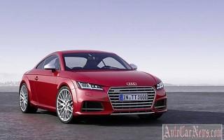 Новый Audi TT Coupe 2015