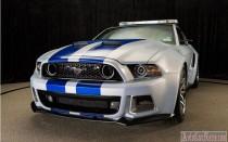 Уникальный Ford Mustang Shelby GT500 из кинофильма «Need for Speed»