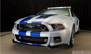 Уникальный Ford Mustang Shelby GT500 из кинофильма «Need for Speed»