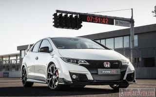 Разработчики Honda готовят более мощную версию Civic Type R