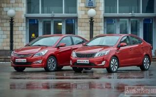 На рынке РФ поднялась цена популярных моделей от Hyundai и Kia
